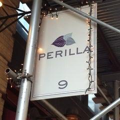 Photo taken at Perilla by Roy J. on 3/10/2013
