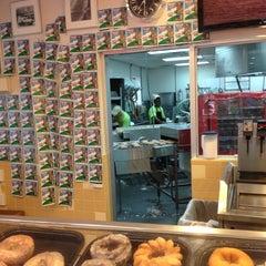 Photo taken at Krispy Kreme Doughnuts by Eric R. on 4/20/2013