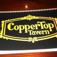 Photo taken at CopperTop Tavern by Ryan T. on 10/14/2012