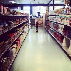 Photo taken at Robert's Grocery by Gabrielle L. on 3/28/2014