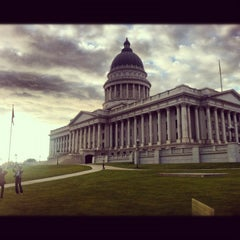 Photo taken at Utah State Capitol Building by Mesh on 5/27/2013