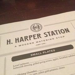 Photo taken at H. Harper Station by Greg L. on 3/15/2013