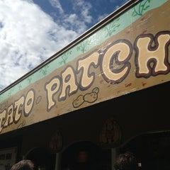 Photo taken at The Potato Patch by Kristin B. on 7/5/2013