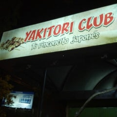 Photo taken at Yakitori Club by Victtor F. on 6/3/2013