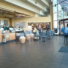 Photo taken at Starbucks by Monica H. on 9/29/2012