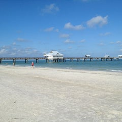 Photo taken at Clearwater Beach by Scott F. on 6/12/2013