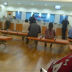 Photo taken at RHB Bank by Nizam R. on 12/26/2012