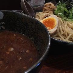 Photo taken at 麺処 田ぶし by Yuto I. on 3/24/2015