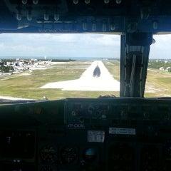 Photo taken at Owen Roberts International Airport (GCM) by Maurys M. on 4/30/2013