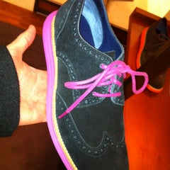 Photo taken at Cole Haan by George S. on 11/9/2012