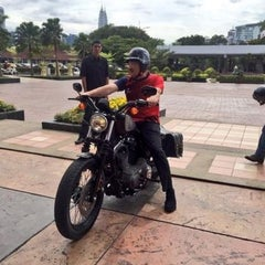 Photo taken at Pejabat Tanah & Daerah Seremban by MizzSyikin N. on 2/5/2015