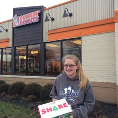 Photo taken at Dunkin' Donuts by Cmch W. on 12/14/2015