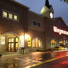 Photo taken at Wegmans by Dimitry V. on 10/9/2012