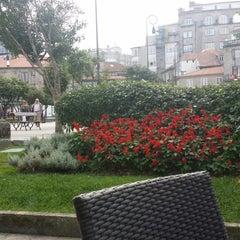 Photo taken at Café - Bar Carabela by Juan Carlos D. on 9/28/2014