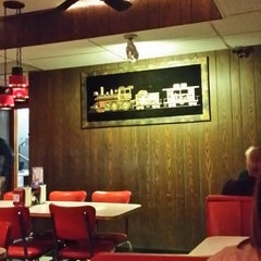 Photo taken at J & G Pizza Palace by John K. on 1/30/2014