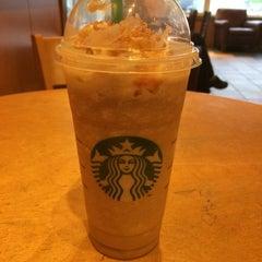 Photo taken at Starbucks by Paula H. on 5/9/2014