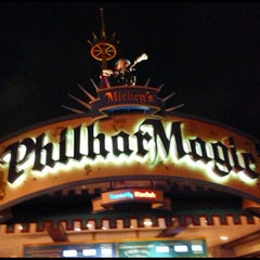 Photo taken at Mickey's PhilharMagic by Matthew G. on 12/5/2012