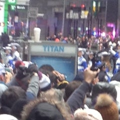 Photo taken at Macy's Parade & Entertainment Group by RuTh on 11/27/2014