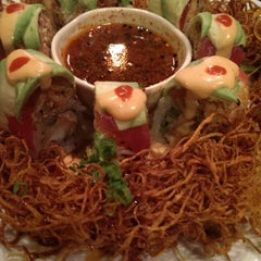 Photo taken at Spicy Tuna by Sam D. on 12/25/2013