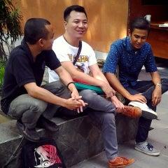Photo taken at Fakultas Hukum by Aryo Gutomo G. on 9/2/2013