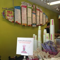 Photo taken at Planet Smoothie by Anthony F. on 3/19/2013