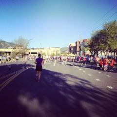 Photo taken at Bolder Boulder 10K Race by Matthew H. on 5/27/2013