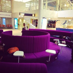 Photo taken at Tallinn Airport (TLL) by Влад-салад К. on 1/1/2013