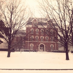 Photo taken at The Ohio State University by Logan J. on 1/25/2013