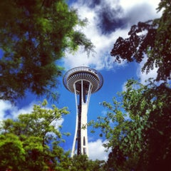 Photo taken at Space Needle by No B. on 6/2/2013