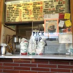 Photo taken at Al's Big Burger by Sarah J. on 5/26/2013