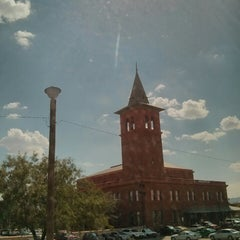 Photo taken at Union Depot by Nooruddin G. on 9/8/2013
