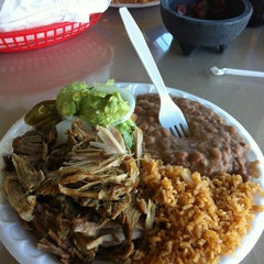 Photo taken at Lito's Mexican Food by Sarita N. on 1/19/2013