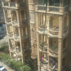 Photo taken at Heliopolis | مصر الجديدة by Hamada M. on 3/30/2016