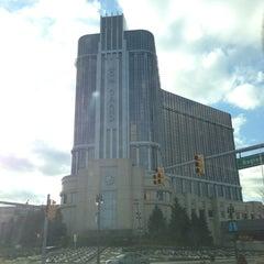 Photo taken at MGM Grand Detroit Casino & Hotel by John M. on 3/17/2013