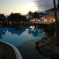 Photo taken at Gran Hotel Bahía del Duque Resort by Tatyana N. on 7/21/2013