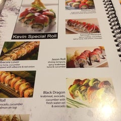 Photo taken at Sumo Sushi by dutchboy on 11/24/2013