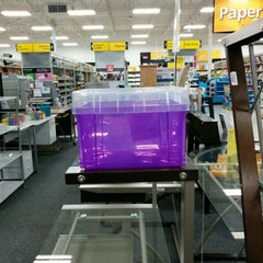 Photo taken at OfficeMax by Greg D. on 4/16/2015