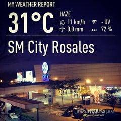 Photo taken at SM City Rosales by Eljohn Z. on 2/24/2013