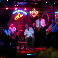 Photo taken at Blue Jean Blues Jazz Club by Sharon @ G. on 9/30/2012
