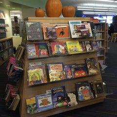 Photo taken at San Carlos Library by Olga S. on 10/20/2015