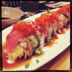 Photo taken at Masa's Sushi by Olga S. on 3/14/2013