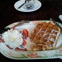 Photo taken at Will's Pancake House by Babita L. on 3/17/2013