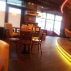 Photo taken at Coffee Heaven by Pawel L. on 1/4/2013