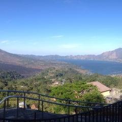 Photo taken at Batur View Spot by Reynaldo R. on 11/30/2014