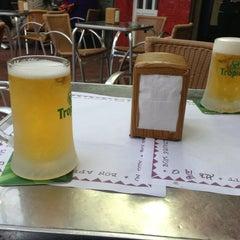 Photo taken at Bar La Peña by IMM on 6/19/2013
