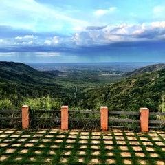 Photo taken at Mirante Boa Vista by Rafael B. on 5/26/2015
