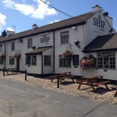 Photo taken at Ship Inn Burscough by Dave Y. on 7/29/2013