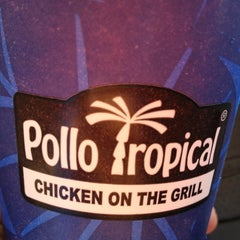Photo taken at Pollo Tropical by Thion A. on 1/27/2013