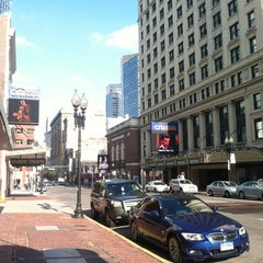 Photo taken at Courtyard Boston Downtown / Tremont by Chris W. on 11/17/2012