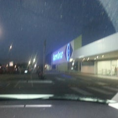 Photo taken at Carrefour by Luciane K. on 1/11/2013